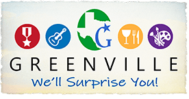 Greenville Tourism Home page