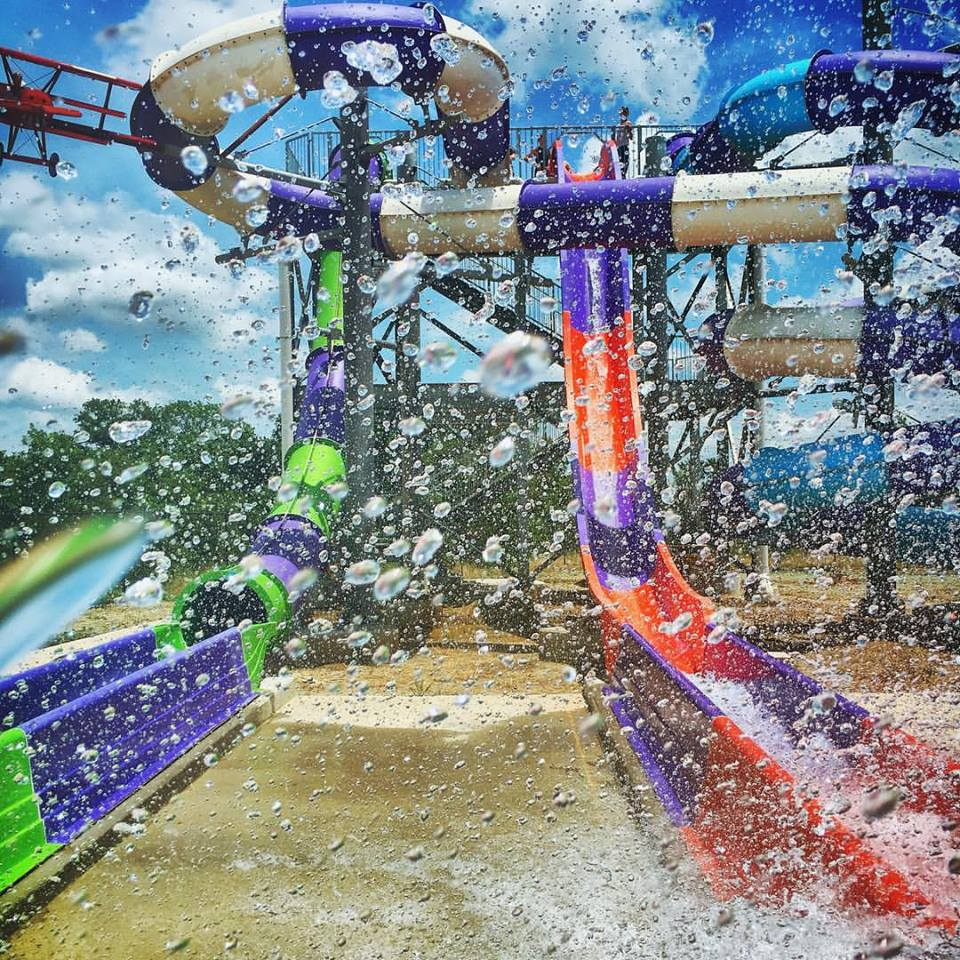 Splash Kingdom Water Slides